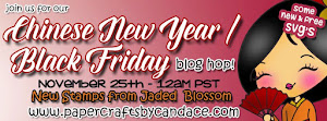Chinese New Year/ BF Blog Hop