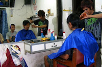 pangkas rambut