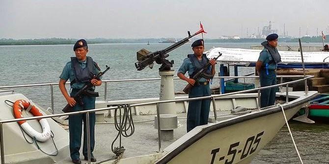 Amankan eksekusi mati 'Bali Nine' TNI bak perang dengan Australia