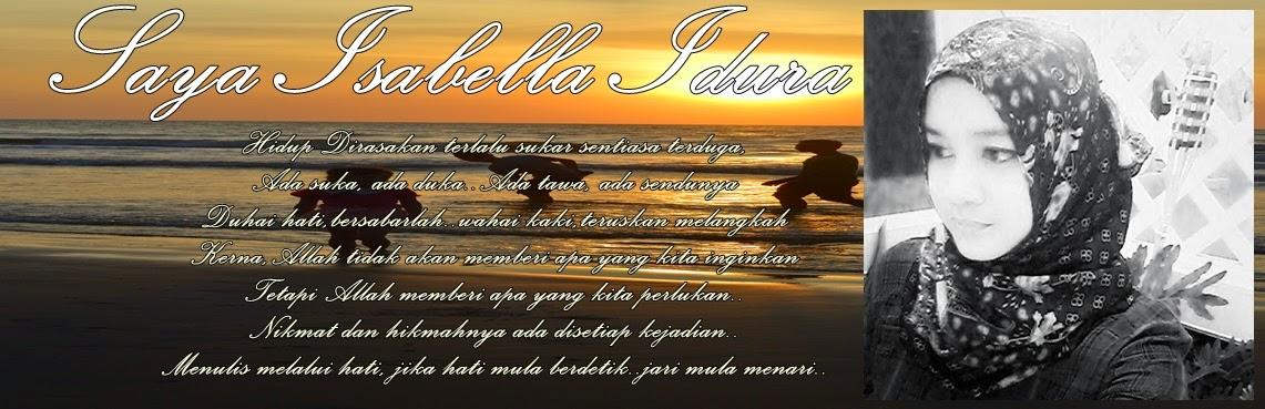 Saya Isabella Idura