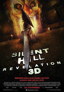 Silent Hill Revelation 3D poster Silent Hill Revelation [2012] [TS] [Subtitulada] [Terror]