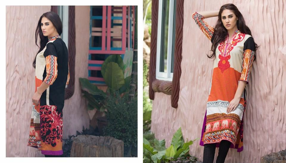 Firdous pakistani kurti collection