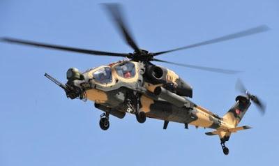 Helikopter serang T-129 ATAK