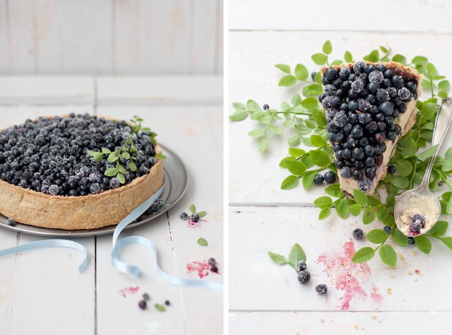 Healthy Wild Blueberry Pie Recipe for Summer l Homemade Recipes http://homemaderecipes.com/holiday-event/24-recipes-for-blueberry-pie-day