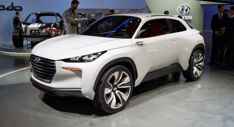 Hyundai Could Launch A Nissan Juke Rival In Europe And US