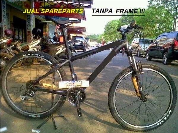 Paket Merakit Sepeda Touring