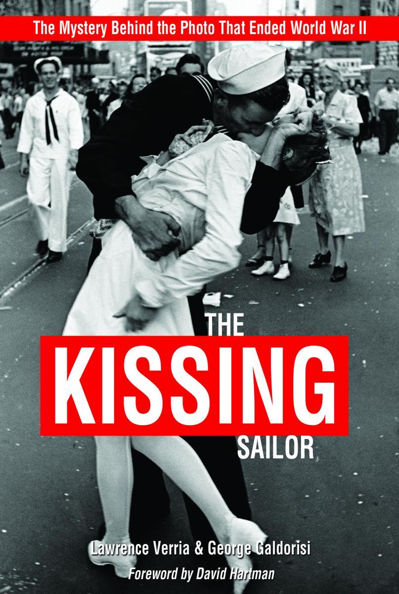 The kiss - una delle foto più famose del 20° secolo