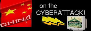 china on the cyberattack!