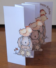 Concertina Card by Angela!