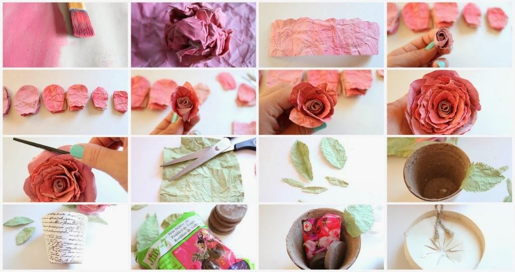 Как сделать из конфет розочку из 108