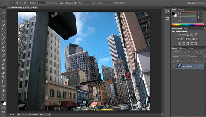 تنزيل فوتوشوب الإصدار الاخير  Adobe Photoshop 2014
