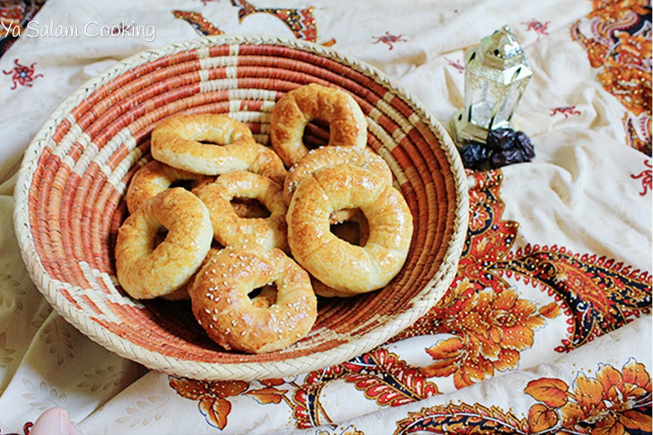 طريقة عمل الكعك الجزائري