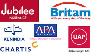 top 10 insurance companies in Kenya
