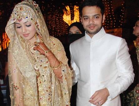 Ayesha Takia Wedding Pictures