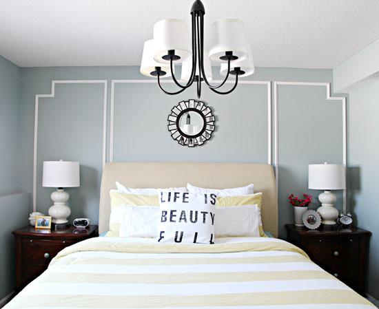 A Bright Idea In The Bedroom