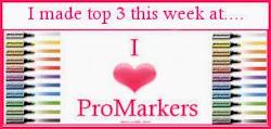 Kåret til topp 3 hos I love ProMarkers