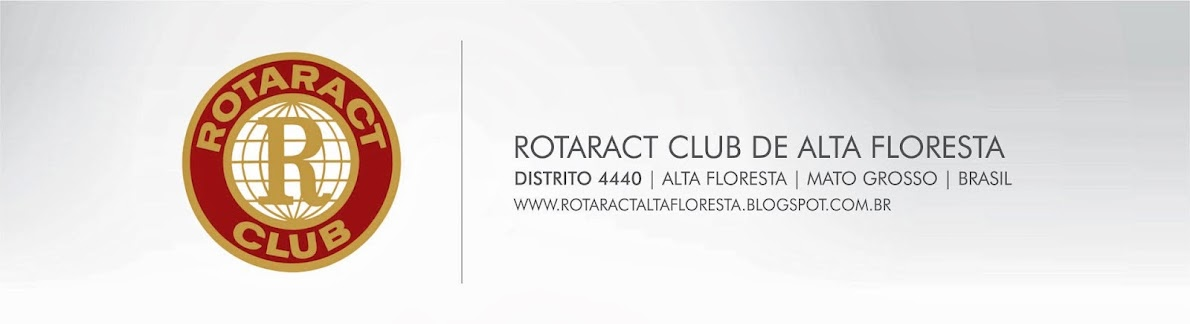 ROTARACT CLUB DE ALTA FLORESTA