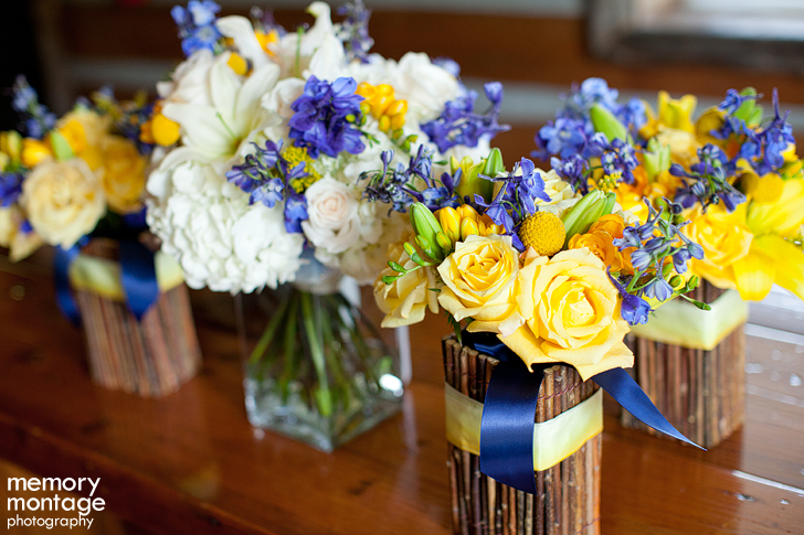 Memory montage photography yakima wedding florist
