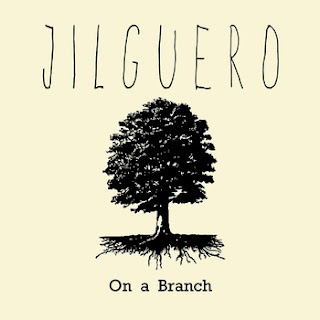 Jilguero On a Branch