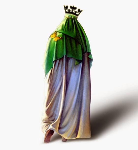 Keturunan Kisra Imam Mahdi Syiah al Qaim