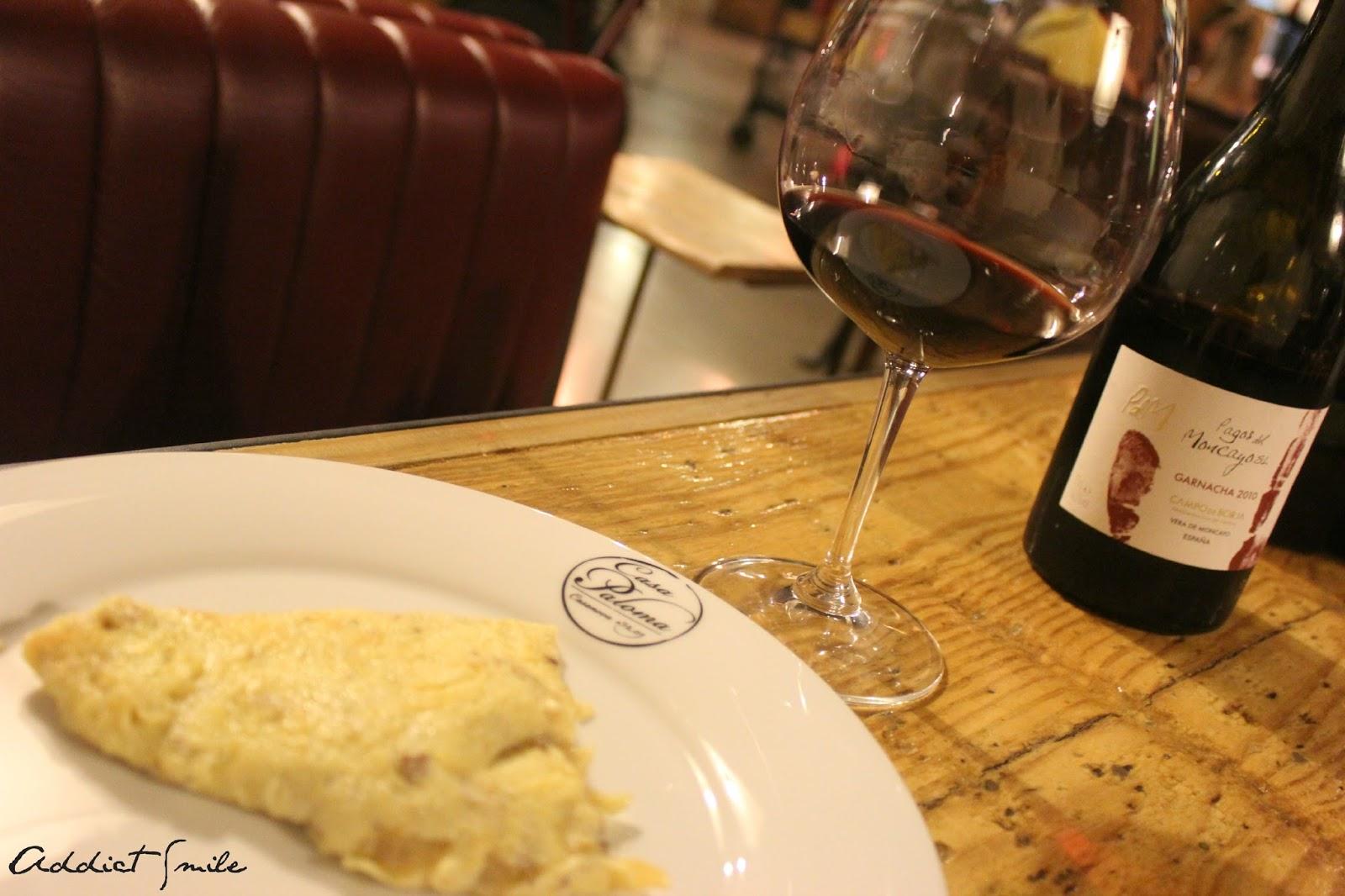 Addict smile lifestyle y moda en barcelona amantes de la carne casa paloma - Restaurante casa paloma barcelona ...