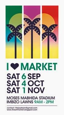 I heart Market - Sept, Oct, Nov