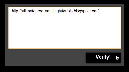 verify install