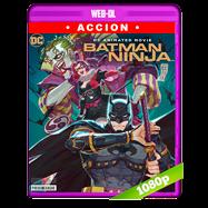 Batman Ninja (2018) WEB-DL 1080p Audio Dual Latino-Ingles
