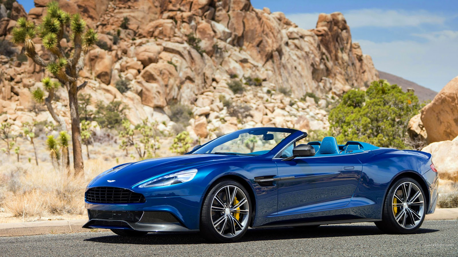 Aston    Martin       Vanquish        Speed    Ever