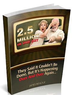Earn $2.5 Million In One Day