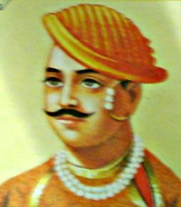 revolt of 1857 nana sahib Tantia and the adopted sons, nana sahib and maharaja madhav, of peshwa  became good friends  this became the biggest reason of discontent and revolt.