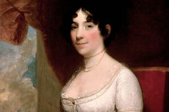 Historias de fantasmas: Dolly Madison