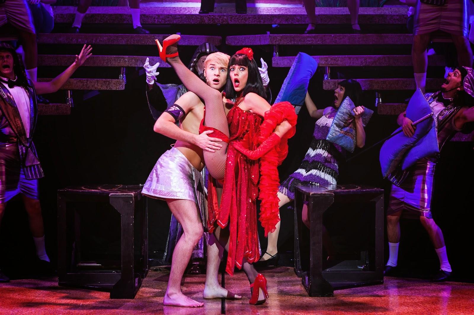 The theatre blog review joseph and the amazing technicolor