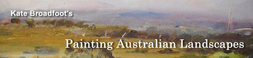 Painting the Australian Landscape