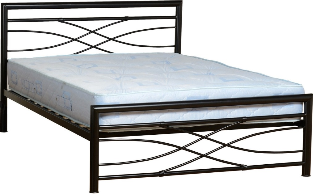 Whitewings Interiors : Stylish and Elegant Metal Bed Designs.