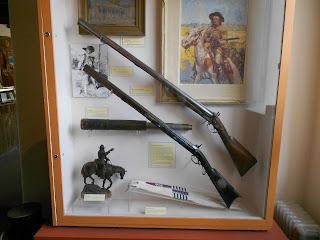 kit carson guns