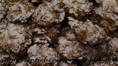 dolci biscotti cornflakes uvetta e pinoli