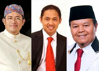 3 Besar Hasil Pemira PKS: Ahmad Heryawan - Anis Matta - HNW