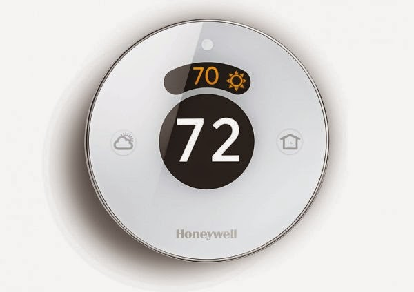 Termostato Lyric de Honeywell