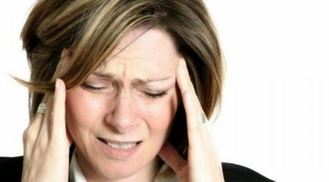Cara Meringankan Sakit Kepala Tanpa Obat