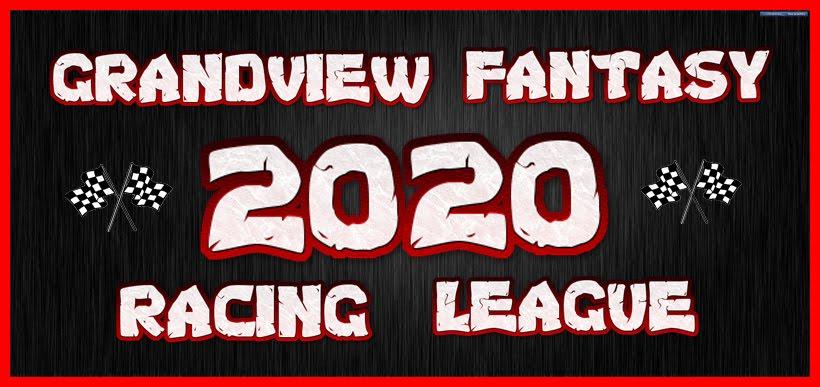 GRANDVIEW FANTASY LEAGUE 2020