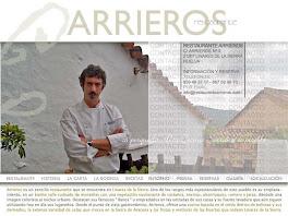 MESÓN ARRIEROS en Linares de la Sierra