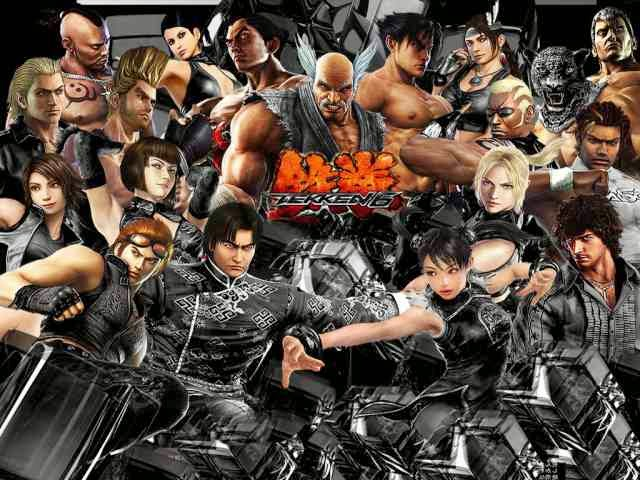 Tekken 6 Download