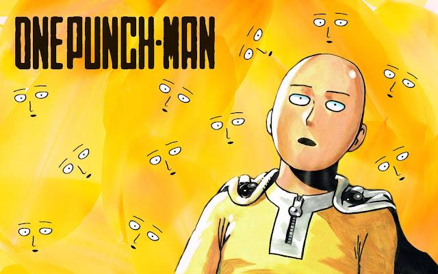 Saitama - One Punch Man