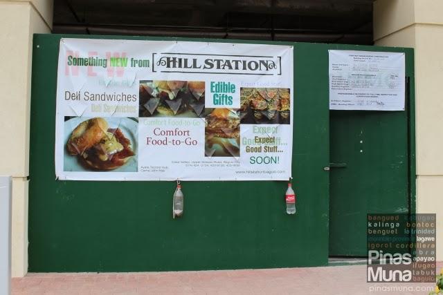 Hill Station Bistro