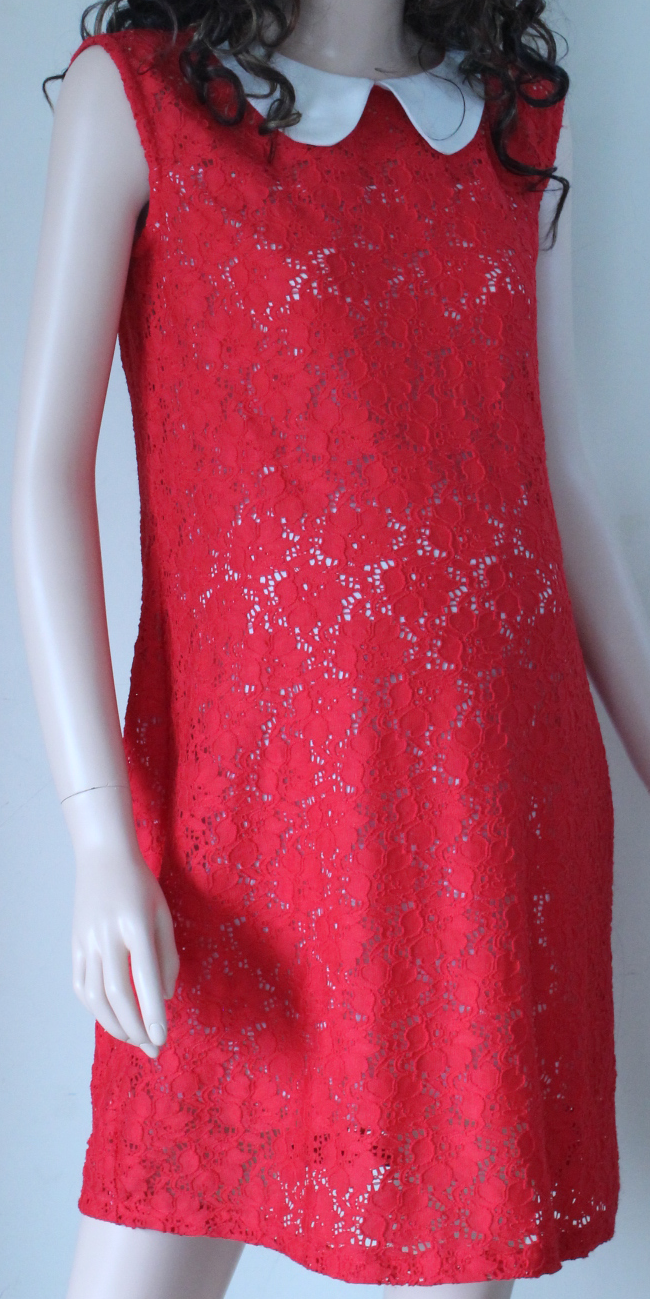 Váy bầu đỏ V-03