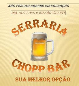 SERRARIA CHOPP BAR