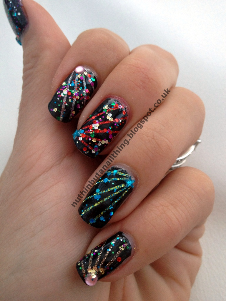 nuthin\' but a nail thing: Baby you\'re a FIREWORK...
