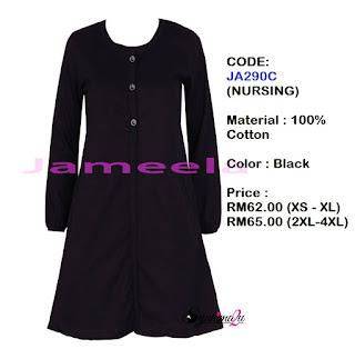 T-shirt-Muslimah-Jameela-JA290C