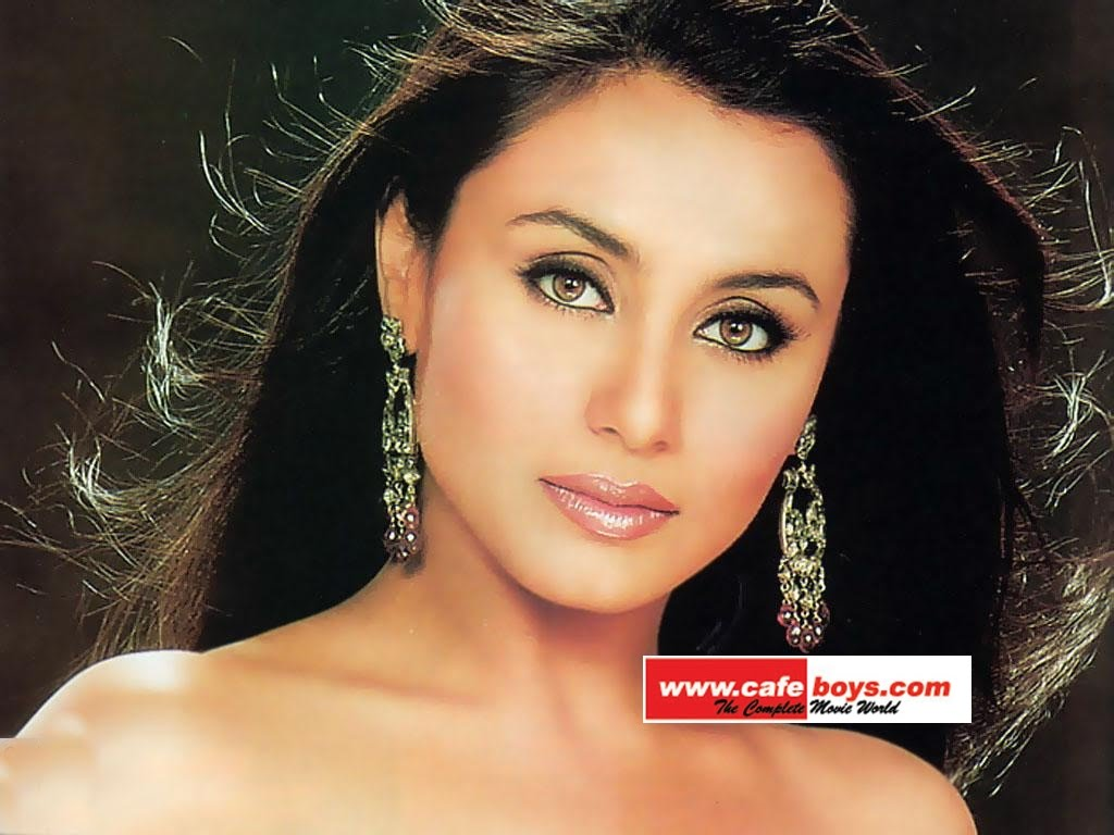 Rani Mukherjee images Rani Mukerji Hot HD wallpaper